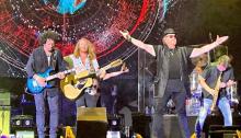 Toto in concerto il 5 luglio 2019 al Lucca Summer Festival