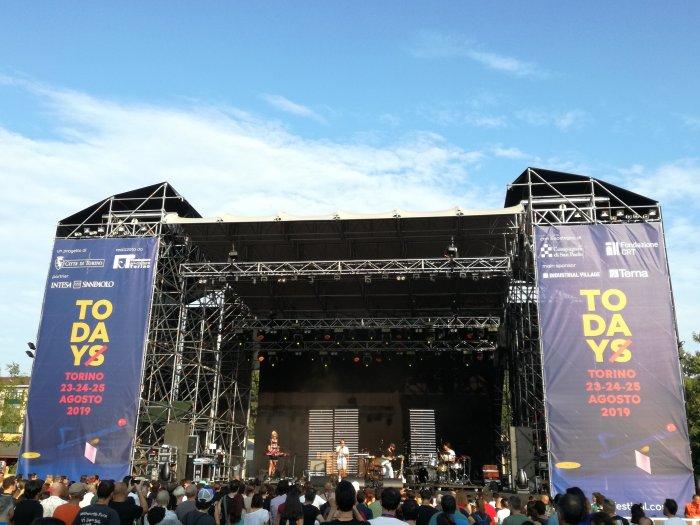Adam Naas dal vivo a TOdays Festival 2019