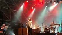 Hozier dal vivo a Todays Festival