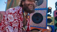 Jovanotti chiuse il suo Jova Beach Party con una festa finale il 21 settembre a Linate