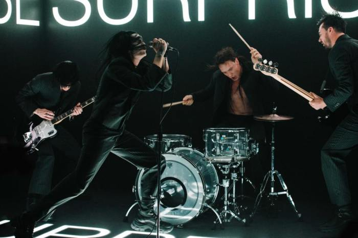 """The 1975, nuovo brano """"The People"""""""