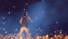 """il video di """"Piccola Stella"""" di Ultimo dallo Stadio Olimpico"""