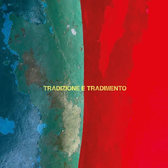 """copertina album """"Tradizione e Tradimento"""" di Niccolò Fabi"""