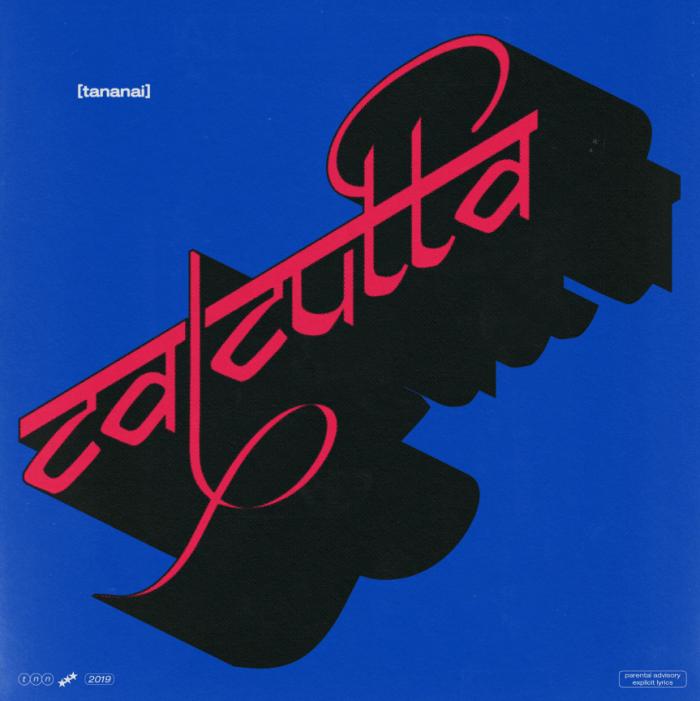 """copertina singolo """"Calcutta"""" di Tananai"""