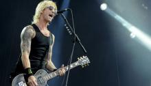 Duff McKagan in concerto a Milano
