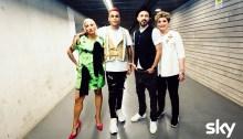 Giudici X Factor 13 - Foto di Virginia Bettoja