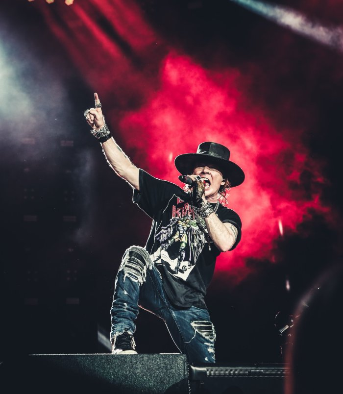 Parte il 25 settembre l'ultima parte del reunion tour dei Guns N'Roses