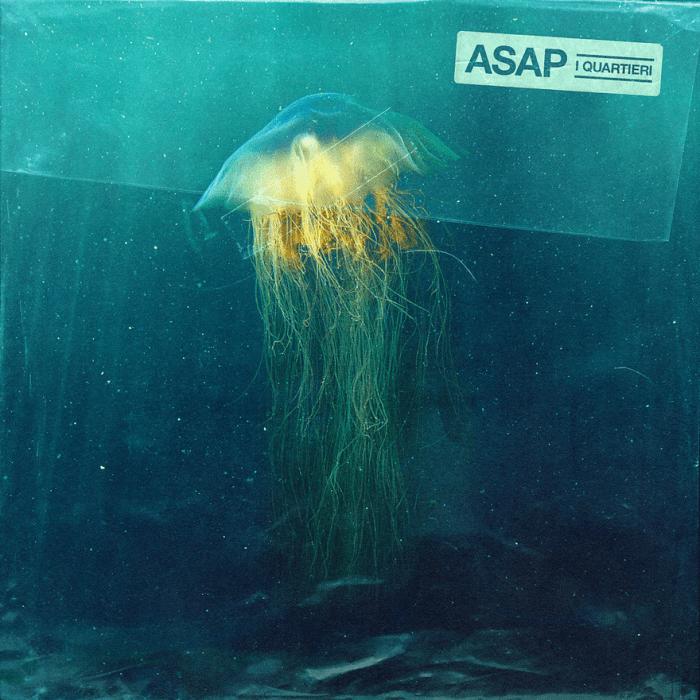 "copertina album I Quartieri ""ASAP"""