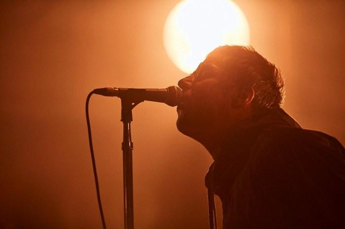 LIam Gallagher concerto MTV Unplugged