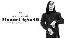 """Manuel Agnelli in tour nei teatri dall'8 novembre con """"An Evening With Manuel Agnelli"""" con canzoni di Afterhours e cover"""