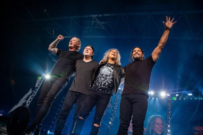 I Metallica arrivano nei cinema italiani il 18 ottobre con il film-concerto con Orchestra sinfonica di San Francisco