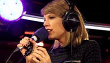"""Taylor Swift coverizza """"Can't Stop Loving You"""" di Phil Collins per BBC Radio 1"""