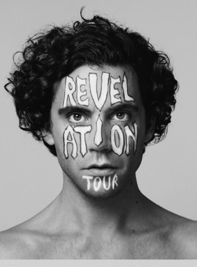 """Le date del """"Revelation Tour"""" di Mika"""