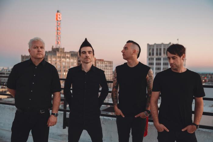 Anti-Flag in concerto il 14 gennaio a HT Factory di Seregno (MB)