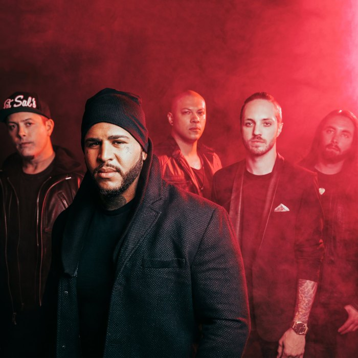 "Bad Wolves nuovo album ""N.A.T.I.O.N."""