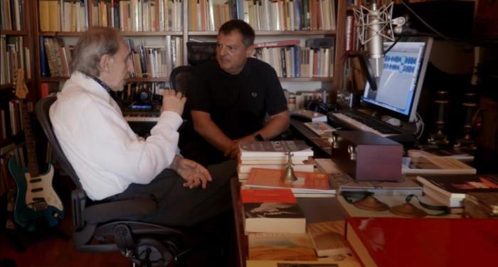 Franco Battiato e Pino Pischetola