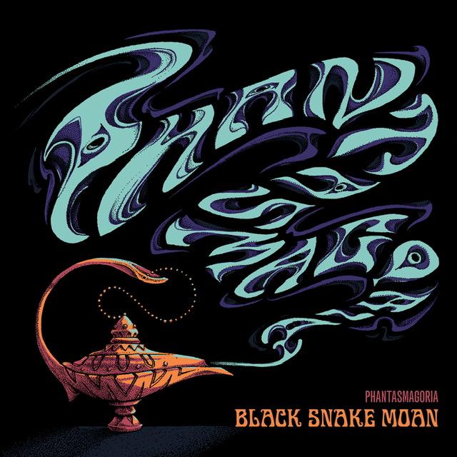 "Black Snake Moan copertina album ""Phantasmagoria"" uscita 25 ottobre"