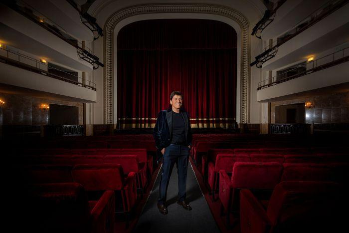 """Gianni Morandi, 21 date al Teatro Duse di Bologna con """"Stasera gioco in casa"""""""