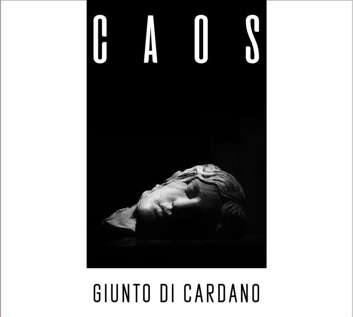 """Giunto Di Cardano copertina album """"Caos"""""""