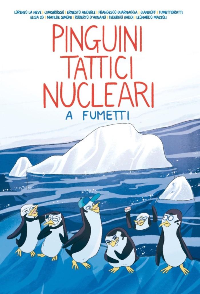 Il fumetti dei Pinguini Tattici Nucleari