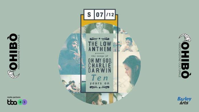 The Low Anthem in concerto il 7 dicembre al Circolo Ohibò di Milano