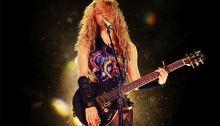 "Shakira live ""El Dorado"""