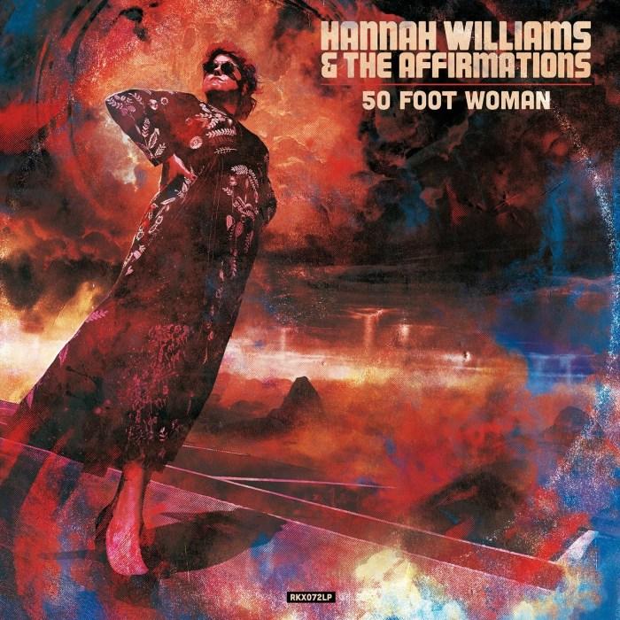 "copertina ""50 foot woman"""