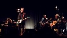 Glen hansard dal vivo all'Auditorium Parco della Musica di Roma