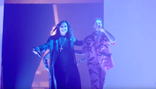 "Ozzy Osbourne e Post Malone insieme nel video live di ""Take What You Want"""