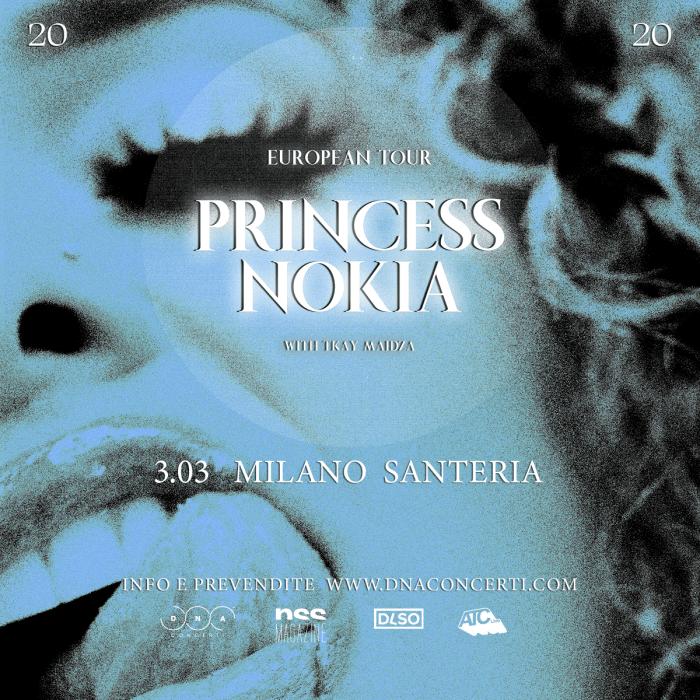 Princess Nokia concerto il 3 marzo a Santeria Toscana 31 di Milano