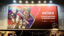 Salmo cartellone Milano