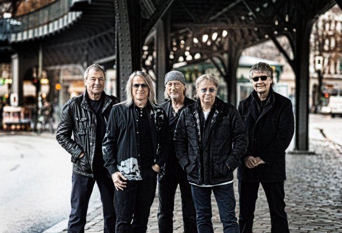 Deep Purple, nuovo album nella primavera 2020