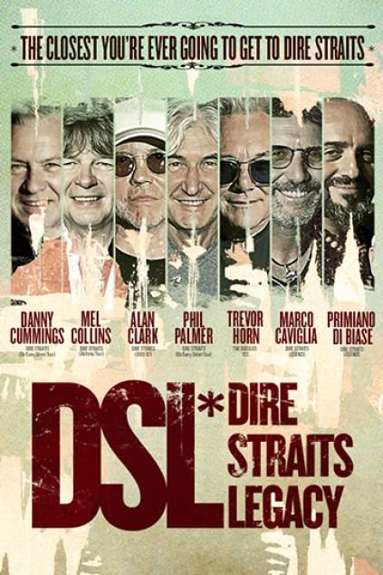 Dire Straits Legacy formazione