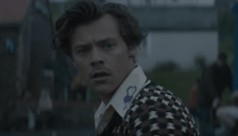"Harry Styles video ""Adore You"""