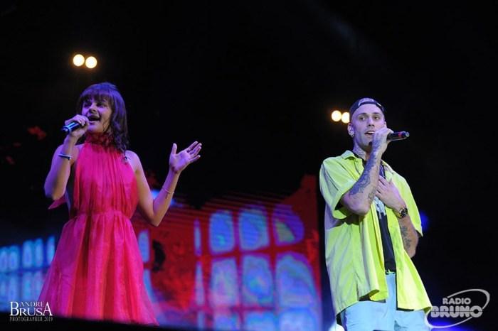 Martina Attili e Mr. Rain - Foto di Andrea Brusa