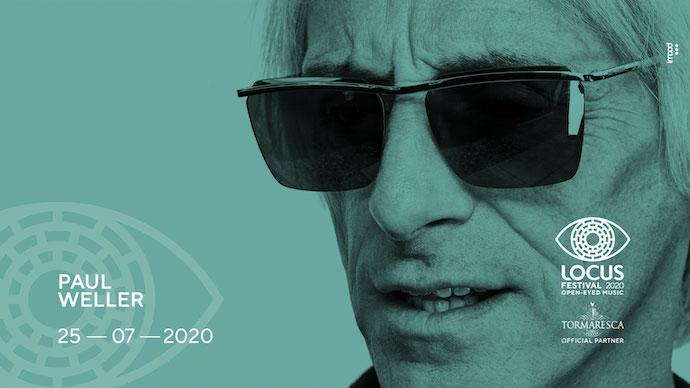 Paul Weller Locus Festival 25 luglio