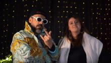 Brunori Sas e Michela Giraud