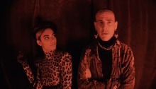 """Elodie e Gemitaiz nel video di """"Non è la fine"""""""