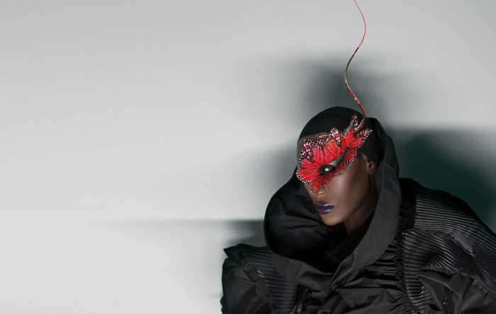 Grace Jones a TOdays Spazio211 28 agosto
