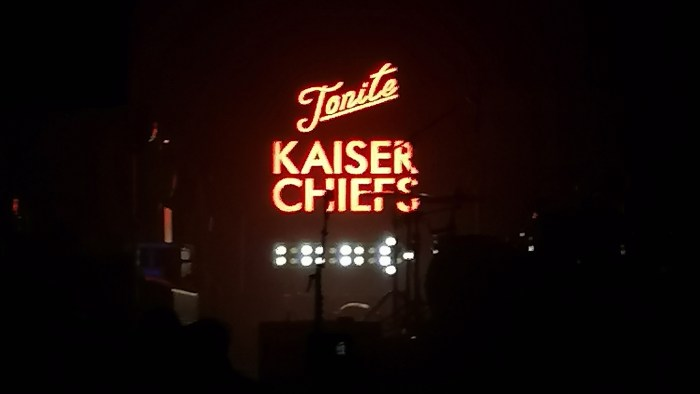 Kaiser Chiefs ai Magazzini Generali di Milano, 8 febbraio - Foto End of a Century/Raffaele Rossi