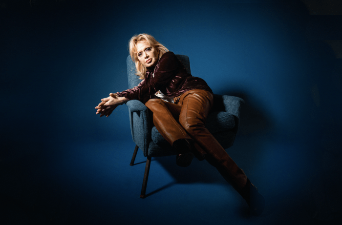 Rita Pavone - Foto di Chiara Mirelli