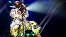 Five Finger Death Punch - Foto di Elena Di Vincenzo
