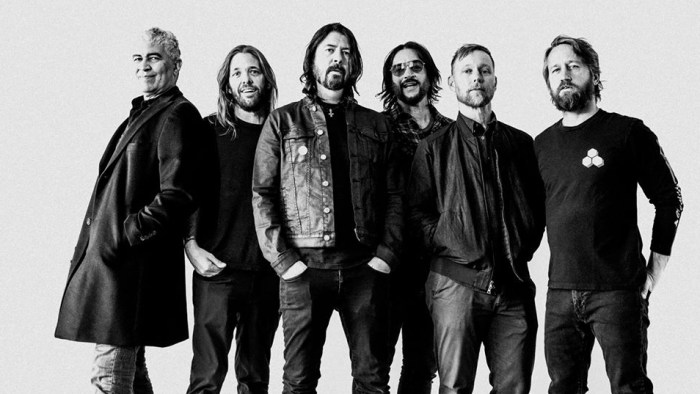 Foo Fighters - Foto di Andreas Neumann