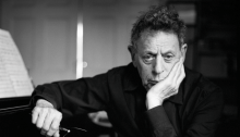 Philip Glass - Foto di Danny Clinch