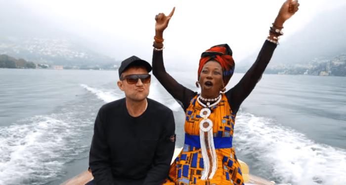 """Gorillaz e Fatoumata Diawara video """"Désolé"""""""