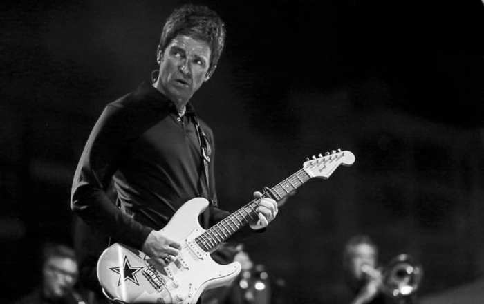 "Noel Gallagher ""come on outside"" singolo"