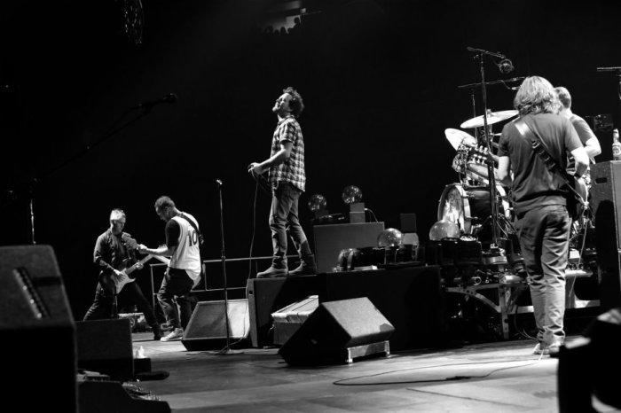 Pearl Jam - Foto di Karen Loria