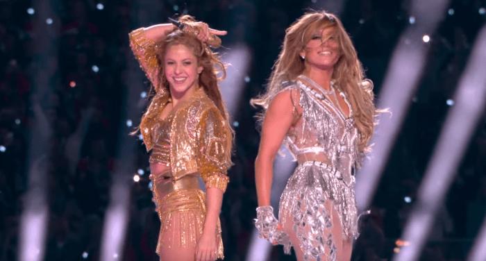 Shakira e Jennifer Lopez video esibizione Super Bowl 2020