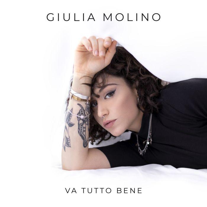 """Giulia Molino copertina """"Va Tutto bene"""""""