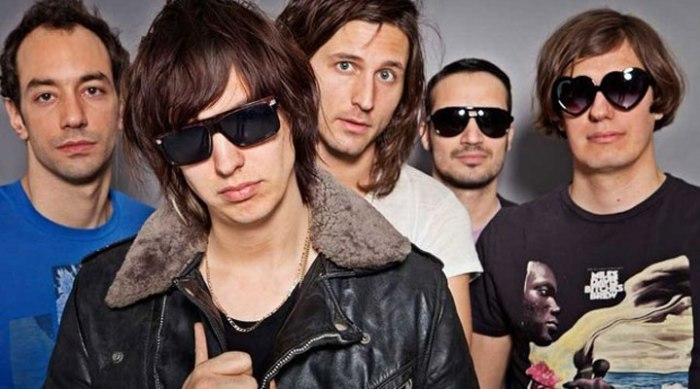 The Strokes allo Sziget 2020